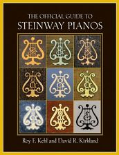 The Official Guide to Steinway Pianos Amadeus Hardcover NEW 000333219
