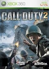 CALL OF DUTY 2 XBOX 360 (Xbox one Compatible) Very Good  1st Class Delivery