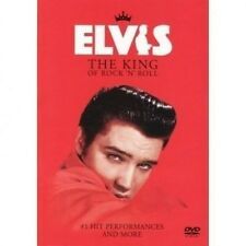 9973 // ELVIS -THE KING OF ROCK 'N' ROLL 30 TITRES DVD NEUF