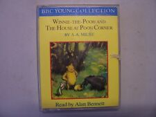 Winnie-The-Pooh & House At Pooh Corner Read By Alan Bennett Audio Cassettes