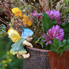 Fairy Baby Flower Pot Hugger  / Hanger TO 4282 Miniature Garden