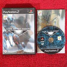 Zona Di Il Enders-PlayStation 2 PS2 PAL ~ ~ 15+ Gioco di azione
