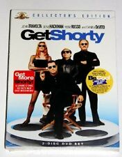 Brand New DVD Get Shorty (Two-Disc Special Ed)  John Travolta. Danny DeVito Gene
