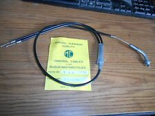 NOS MC Suzuki Throttle Cable Assembly T-10 T10 00044-05880