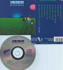 BAD BOYS BLUE-MY BLUE WORLD-1988-GERMANY-ARIOLA / COCONUT RECORDS  260 222-CD-M-