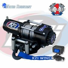 NEW KFI R2 2500 lb WINCH KIT FOR ATV UTV  FREE FAST SHIP HONDA CAN AM YAMAHA