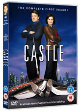 CASTLE - SEASON 1 - DVD - REGION 2 UK