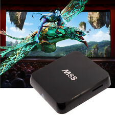 4K M8s Quad Core Android 4.4 Smart TV Box Fully Loaded Media Player BT4.0 2G/8G