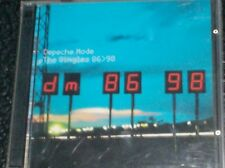 DEPECHE MODE - THE SINGLES 81   85 (1998 - 2 CD - Club Edition - Canadian Issue)