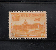 Dominican Republic 1948 Palace High Values C69  sound fine used