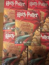 Harry Potter and the Chamber of Secrets Brand New Scholastic 2000 Printing