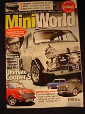 Mini World - Miniworld  # July 2010 - Cooper Sport 5 - Cooper S