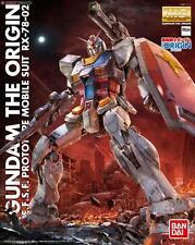 Bandai MG Gundam The Origin RX-78-02