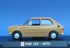 FIAT 127 1972 DIECAST 1:43 COLLECTIBLE CAR IXO - AUTO COLLECTION 67