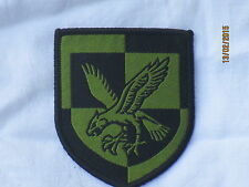 16th Air Assault Brigade,oliv,ohne Klett/Velcro,TRF,Patch,Abzeichen