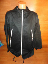 NWT $235 MEN'S NIKE TRENCH COAT JACKET LIGHT WEIGHT DURABLE MATERIAL SIZE MEDIUM
