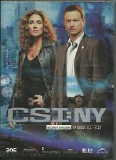 CSI: NY. Seconda stagione. Vol. 1 (2005) 3 DVD