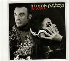(GT706) Inner City Playboys, Jetsetter - 2006 DJ CD