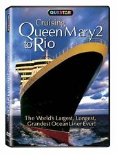 Cruising Queen Mary 2 to Rio (DVD, 2007) Brand New  *SEALED*  FREE SHIPPING!