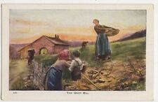 The Grist Mill Art Postcard, B382