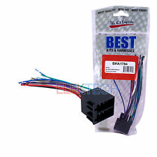 BHA1784 Aftermarket Radio Replacement Install Harness for Volkswagen Non-Amp