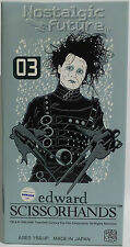 EDWARD SCISSORHANDS : EDWARD SCISSORHANDS TIN PLATE WIND UP BY MEDI COM TOY