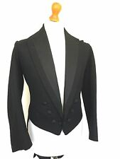 Mens Bespoke Victorian Edwardian  White Tie Evening Tails Taicoat Size 40