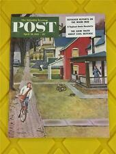 THE SATURDAY EVENING POST APRIL 14 1951 * NEWSPAPER DELIVERY - THE MIAMI MOB