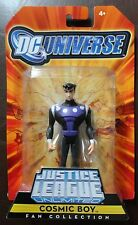 DC Universe COSMIC BOY Action Figure Justice League Unlimited Fan Collection