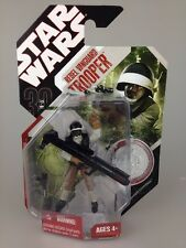 Star Wars 30th aniversario cardada Figura Rebel Vanguard Trooper #53