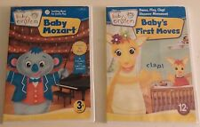 Lot of Two~Baby Einstein DVD ~Baby's First Moves & Baby Mozart