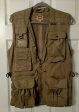 Banana Republic Vintage Pre 1989 Safari Photography Vest - Mens Small
