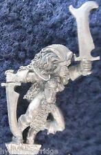 1995 Dark Elf Witch 6 Ciudadela Marauder elfos ejército Drow Warrior Warhammer AD&D Gw