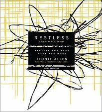 Restless DVD Based Study Kit : Because You Were Made for More by Jennie Allen...