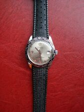 Rare Cardinal GT Worldtimer Diver Watch Sicura Swiss Made Men's
