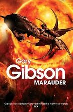 Marauder, Gibson, Gary, New Books