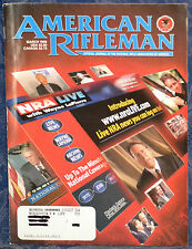 Magazine American Rifleman, MARCH 1999 !!! MERKEL 2001EL SHOTGUN !!!