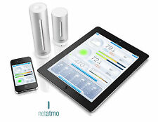 Netatmo Weather Station: La Stazione Meteo per iPhone, iPad ed Android
