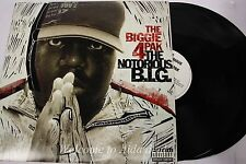 The Notorious B.I.G The Biggie 4 pak 2Lps (VG) 12""
