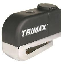 Trimax TAL7PB Alarm Motorcycle Disc Lock 4010-0192