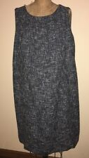 MICHAEL KORS SLEEVELESS PLEATED NECK DRESS PLUS SIZE 20W