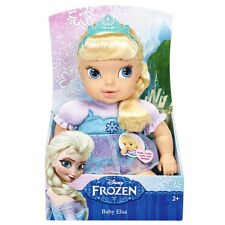 NEW Disney Frozen Baby Elsa Doll