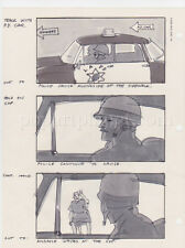 IN GOD WE TRUST MOVIE STORYBOARD ART ALDANA MARTY FELDMAN 2 PAGES MARY COVER COP