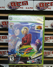 King of Fighters XII 12 Xbox 360 X360 *BRAND NEW FACTORY SEALED*