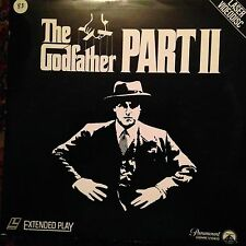 The Godfather Part II -  Laserdisc  Buy 6 For Free Shipping