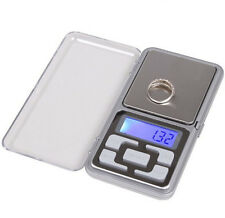 200g/0.01g Mini Digital Scale LCD Electronic Jewelry Gold Pocket Gram Weight SL