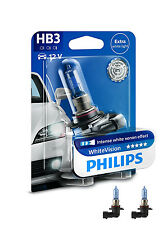 Philips HB3 WhiteVision 3700K Xenon Effect 2er Set 9005WHVB1