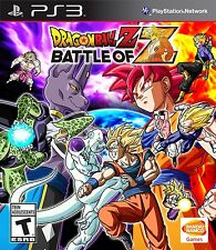 NEW Dragon Ball Z: Battle of Z  (Sony Playstation 3, 2014) NTSC