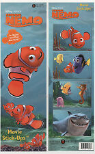 Finding Nemo Stickers Dori Decals Movie Clown Fish Self Stick Wall Art Decor New