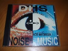 DHS CD Dimensional Holofonic Sound Noise & Music 1991 HGN 102 Canada RARE OOP!
